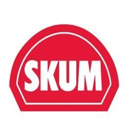 SKUM logo website