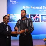 Tyco Consistent Performance Award in Thailand 2011