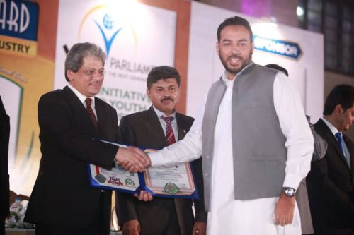 Who's who Pakistan Council in the category of Fire Fighting Products 2016